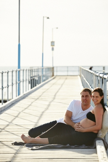 Jodie and Mike Maternity Shoot