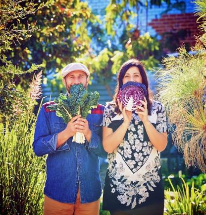 Amanda and Anthony's wedding invite photoshoot