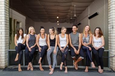 Beyond Being Yoga studio
