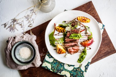 Harvey Beef - styled by Styled Notion